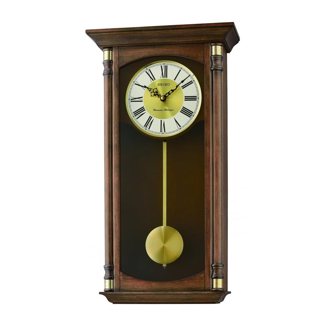 Đồng hồ treo tường quả lắc SEIKO QXH069B