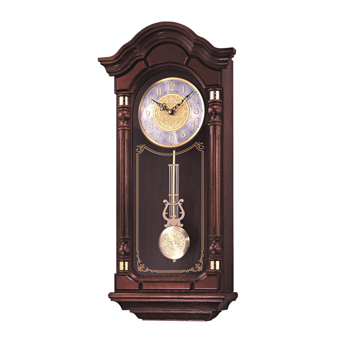 Đồng hồ treo tường quả lắc SEIKO QXH004B