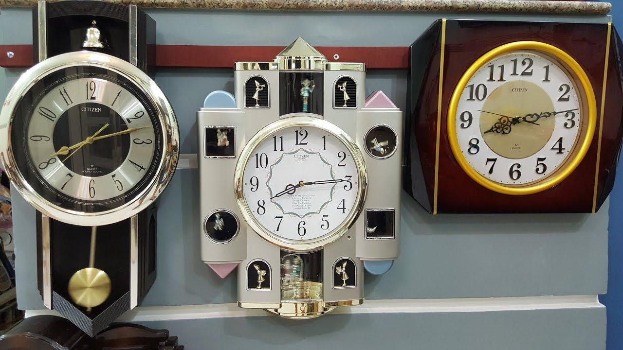 Top 5 địa chỉ nổi tiếng bán đồng hồ treo tường uy tín tại Hải Phòng