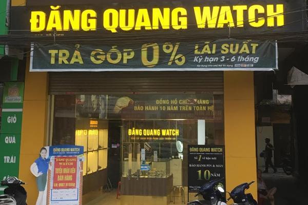 Đăng Quang Watch chi nhánh Hải Phòng