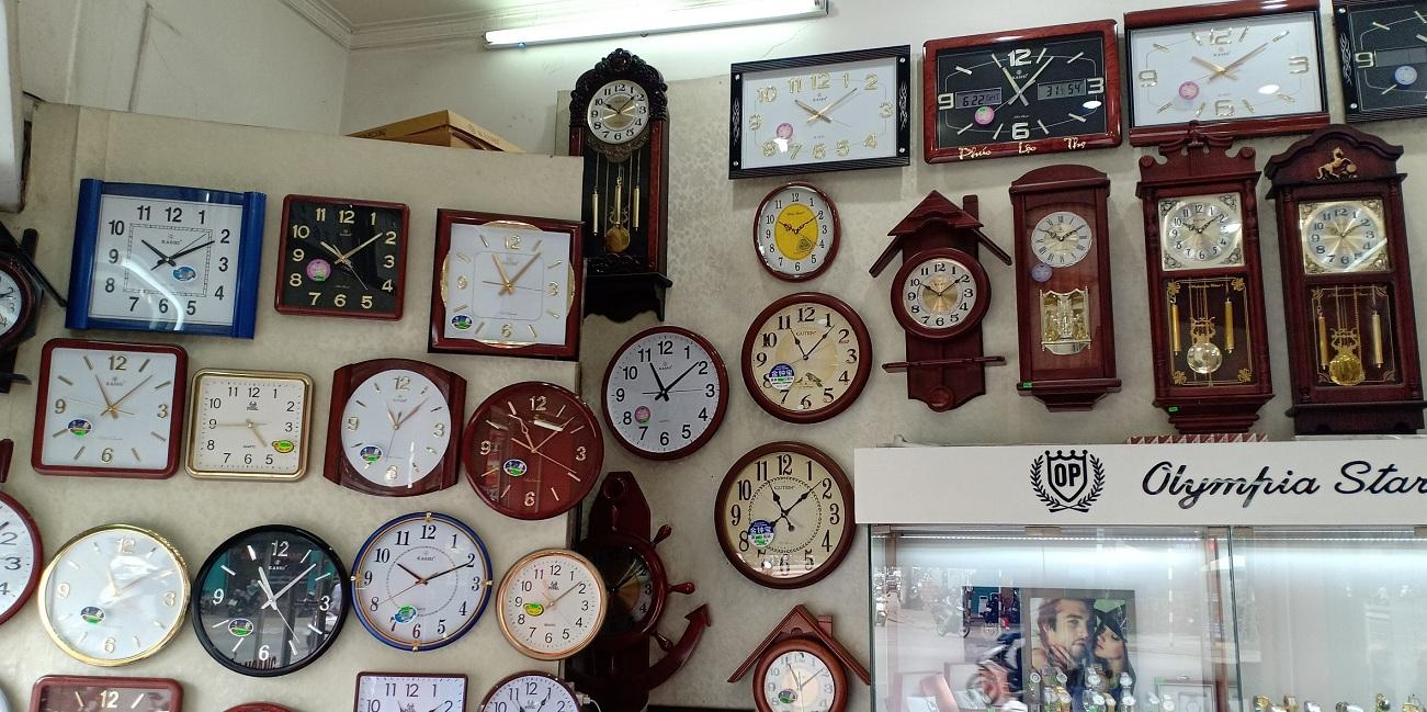 Cửa hàng đồng hồ Gimiko