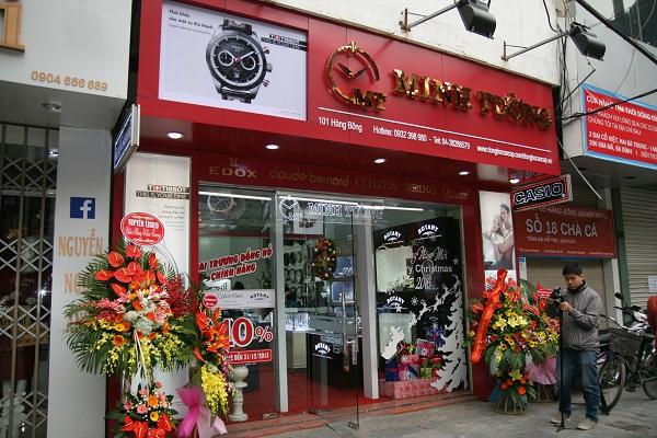 Cửa hàng Đồng Hồ Minh Tường