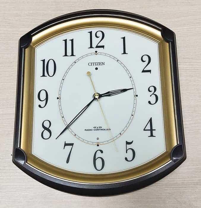 Đồng hồ treo tường CTZ 9245