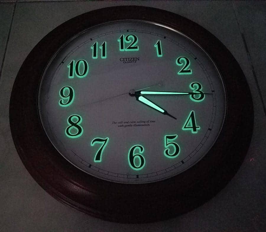 Đồng hồ treo tường CTZ GT655