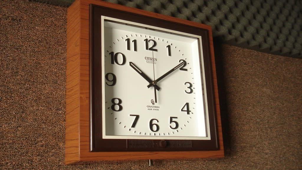 Đồng hồ treo tường CTZ GV1025