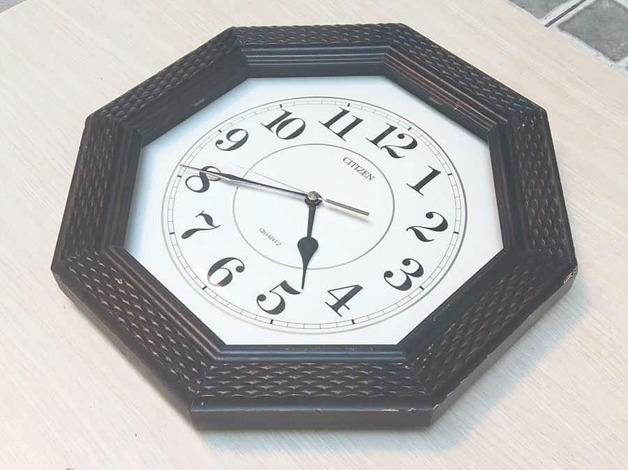 Đồng hồ treo tường CTZ BG723