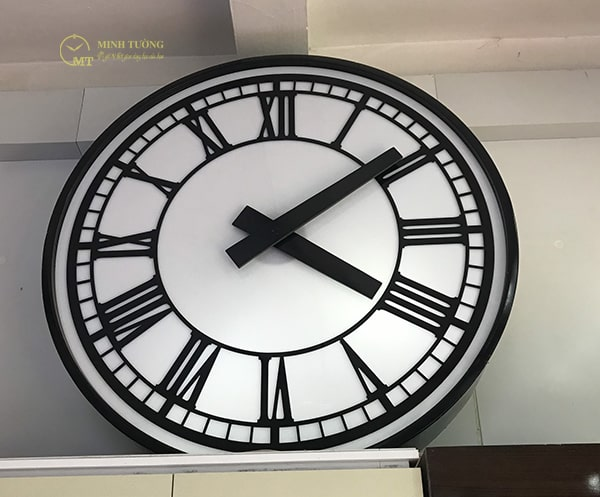 Review những địa chỉ mua đồng hồ treo tường uy tín ở Hà Nội