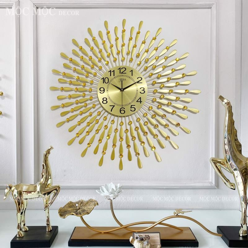 Đồng hồ Mộc Mộc Luxury