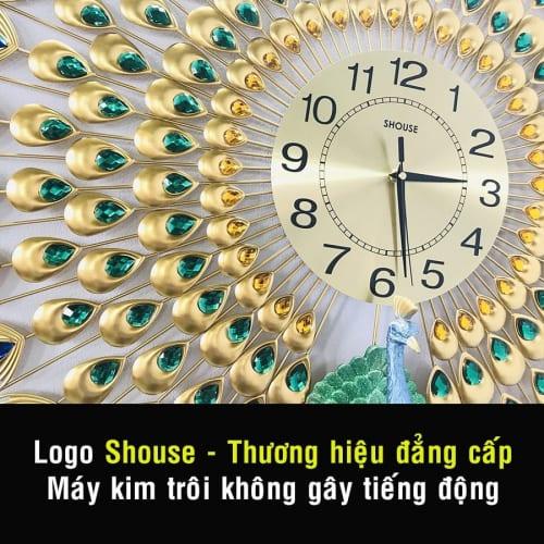 Shouse – đồng hồ treo tường trang trí tại Hà Nội