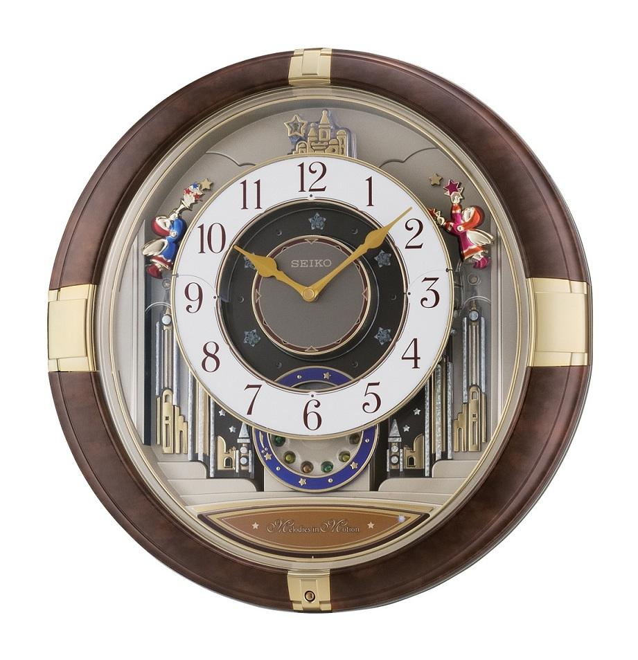 Đồng hồ treo tường trang trí phòng khách SEIKO QXM333B