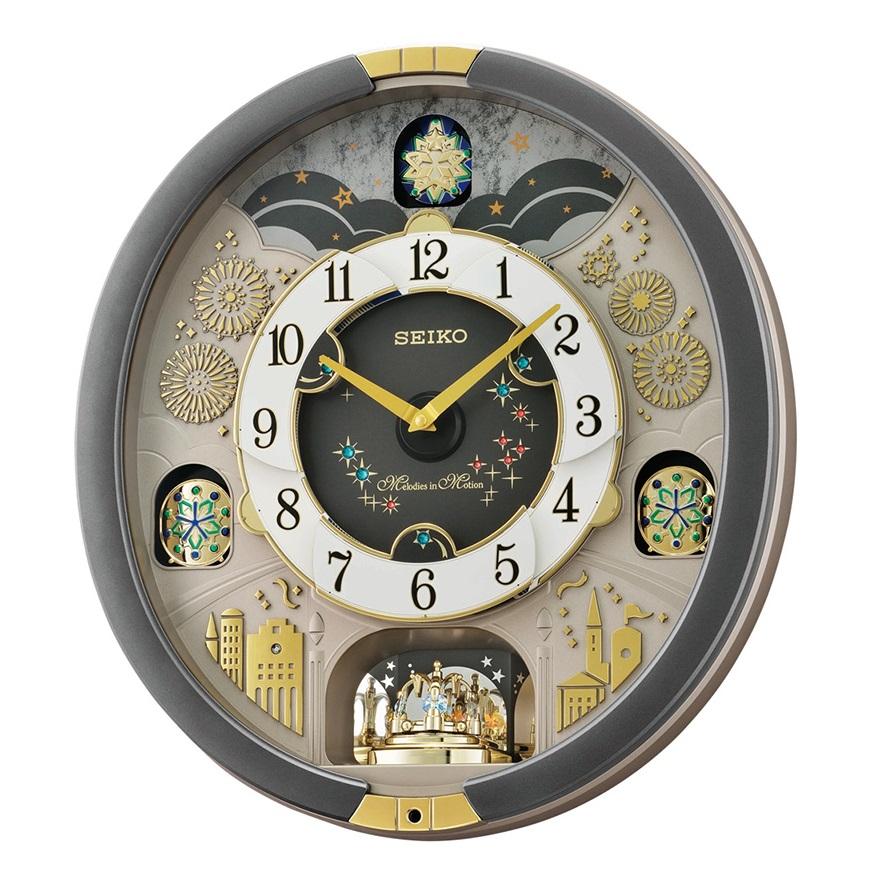 Đồng hồ treo tường Seiko QXM385N