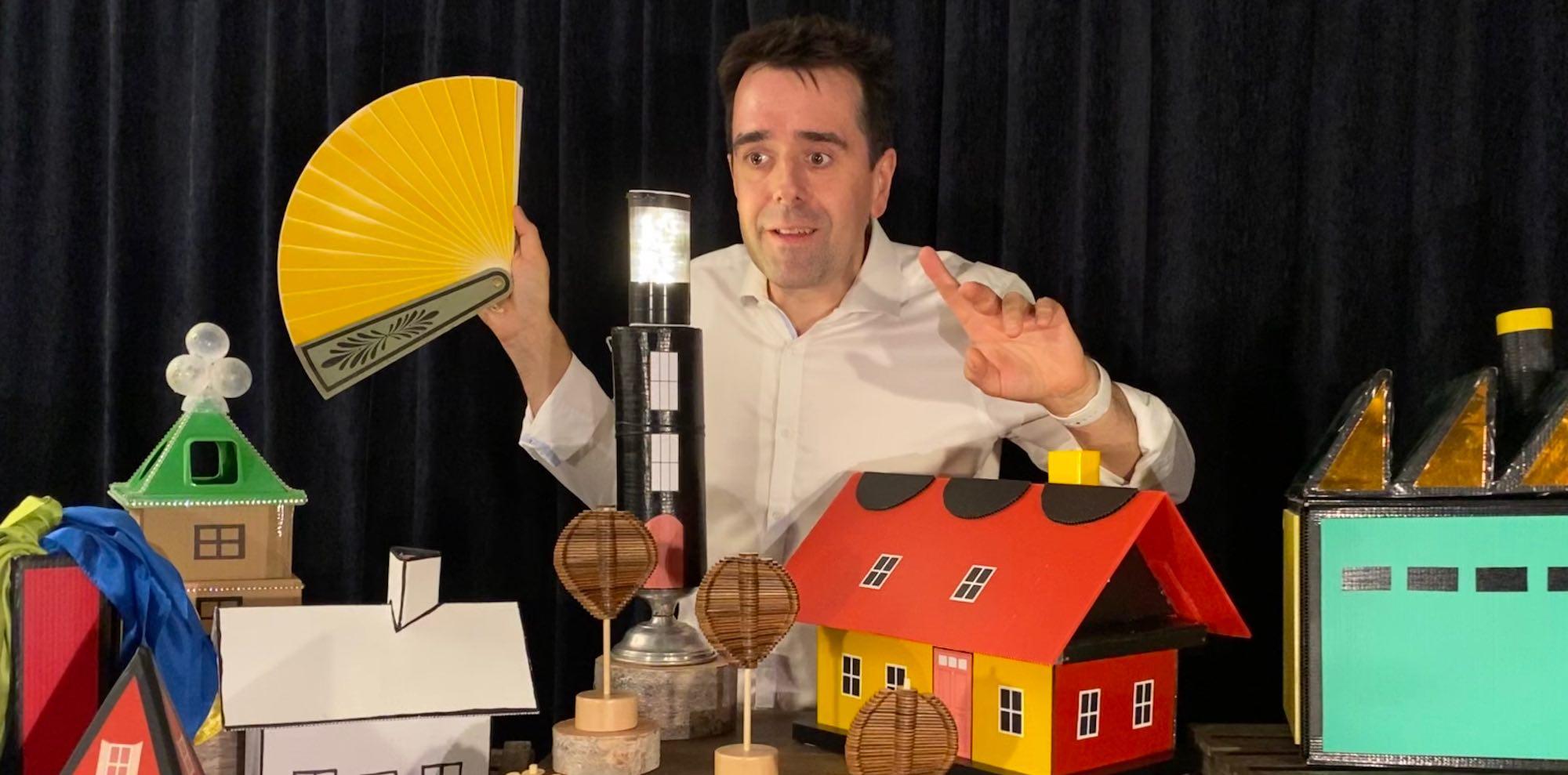 Spectacle et animations magiques pour enfants, jeune public, Tout-petits