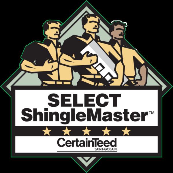 Select ShingleMaster logo