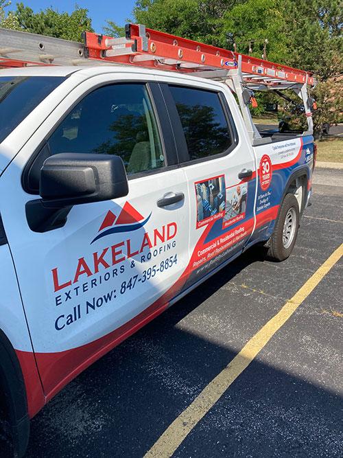Lakeland Fleet Truck