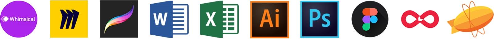 Stylit UI UX for Mobile Shopping App  Tools: Whimsical, Miro, Procreate, Microsoft Word, Microsoft Excel, Adobe Illustrator, Adobe Photoshop, Figma, Lookback, Zeplin
