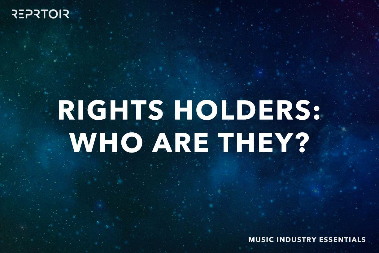 Rights Holders: who are they?