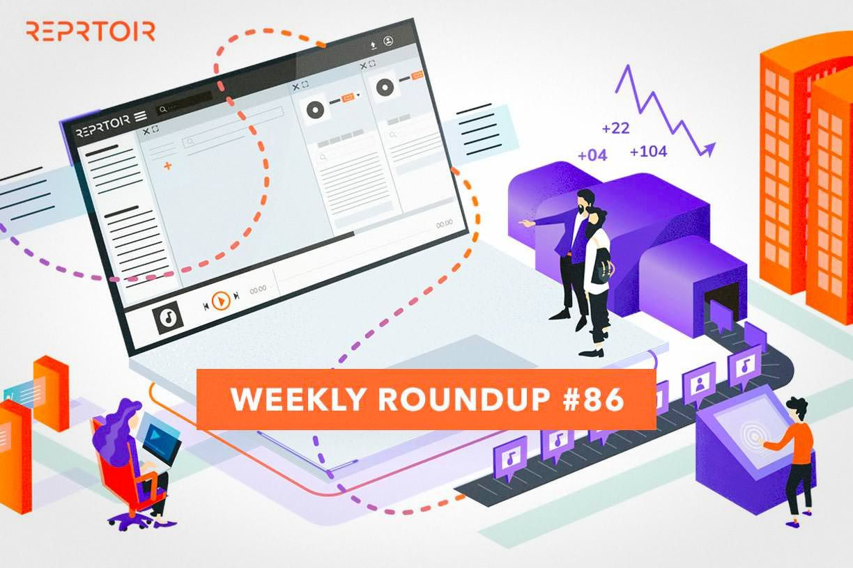 New deals and investments in the music industry - WR #86
