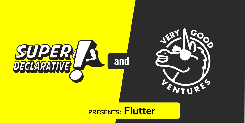 Super Declarative! and VGV logos