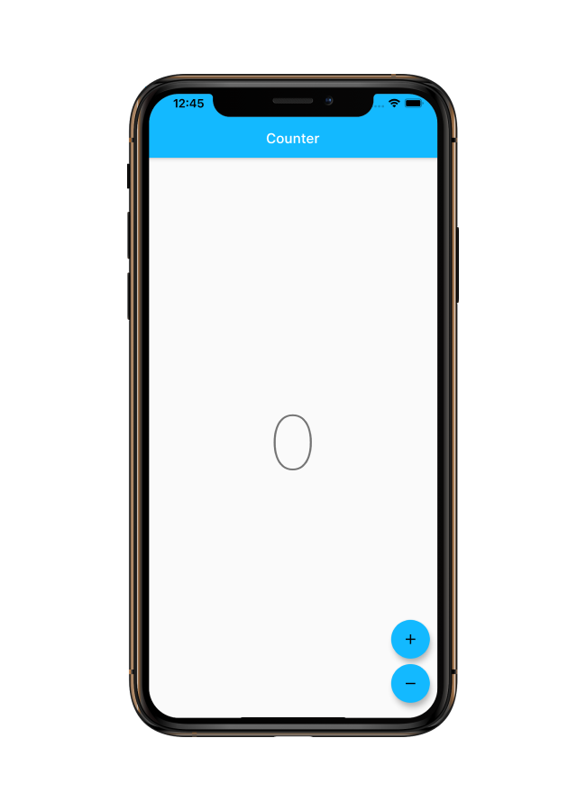 Very Good Core starter app with counter functionality.