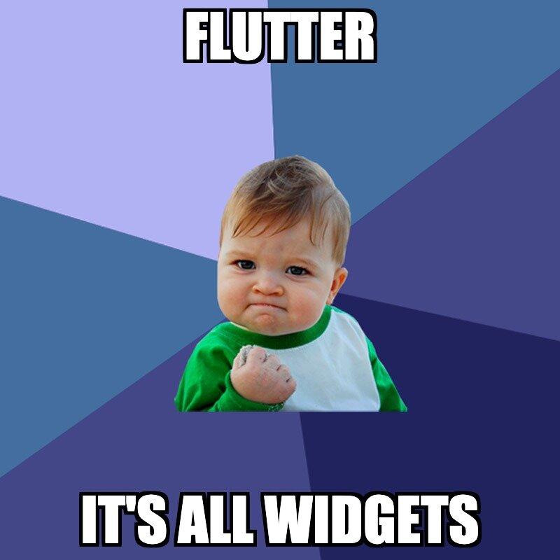 #FlutterMemes