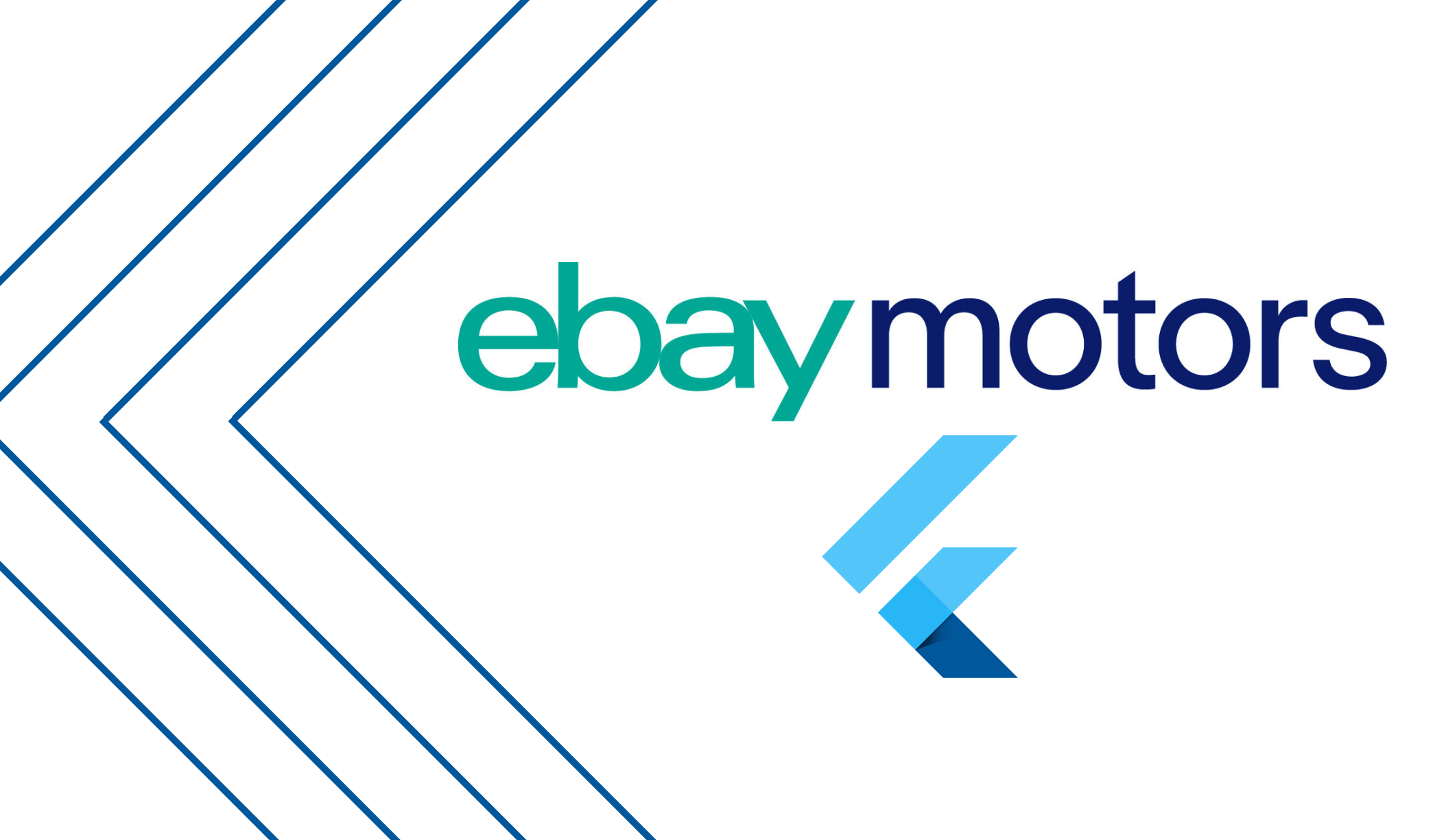 Highlights from eBay Motors' Flutter Article