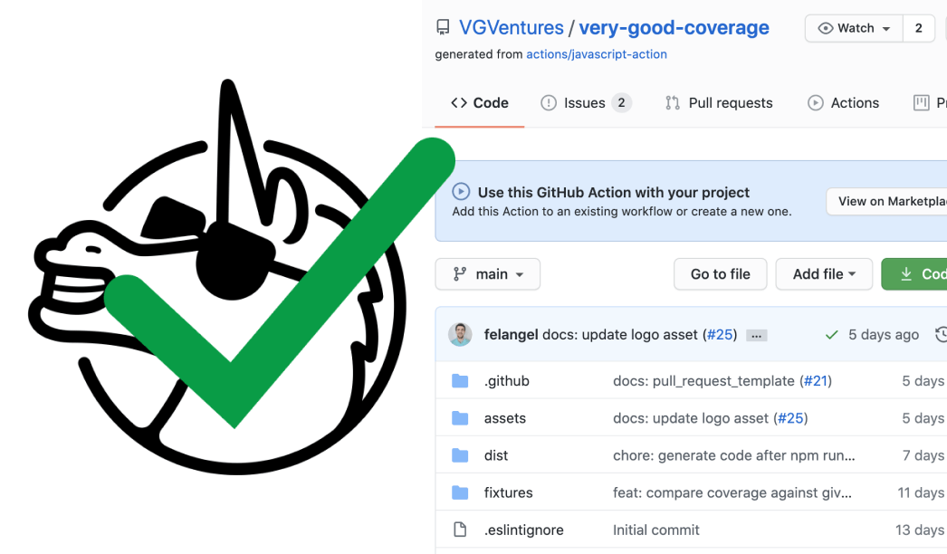 Enforce 100% Code Coverage with Very Good Coverage