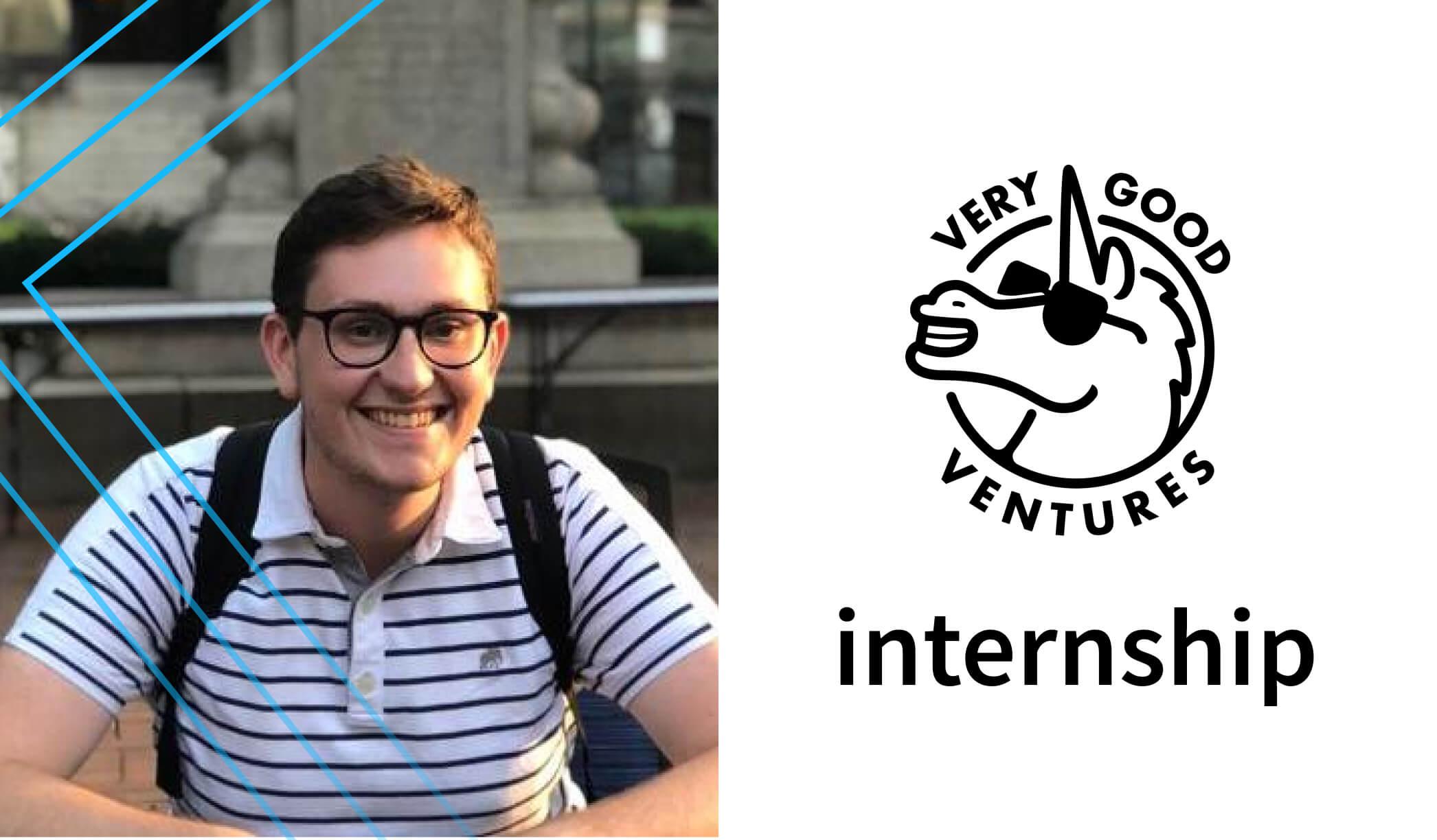 My Internship at Very Good Ventures: Yoni