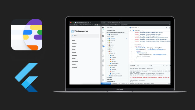 GitHub Codespaces: Code on the Go with Flutter