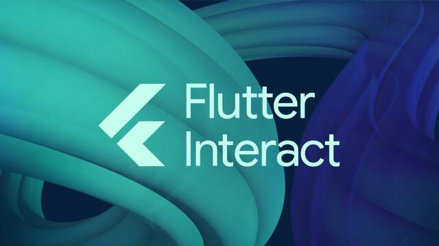 Flutter Interact Recap