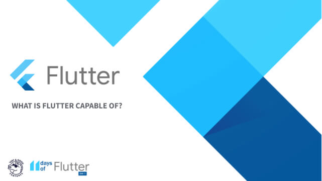 What is Flutter Capable of?