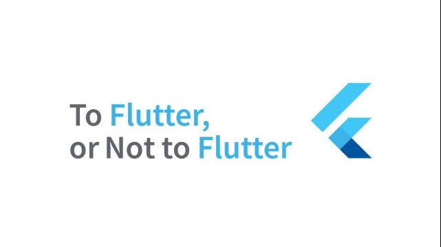To Flutter, or Not to Flutter?