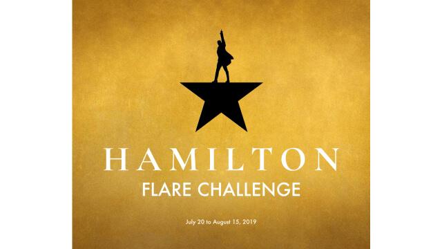 Hamilton Flare Design Challenge