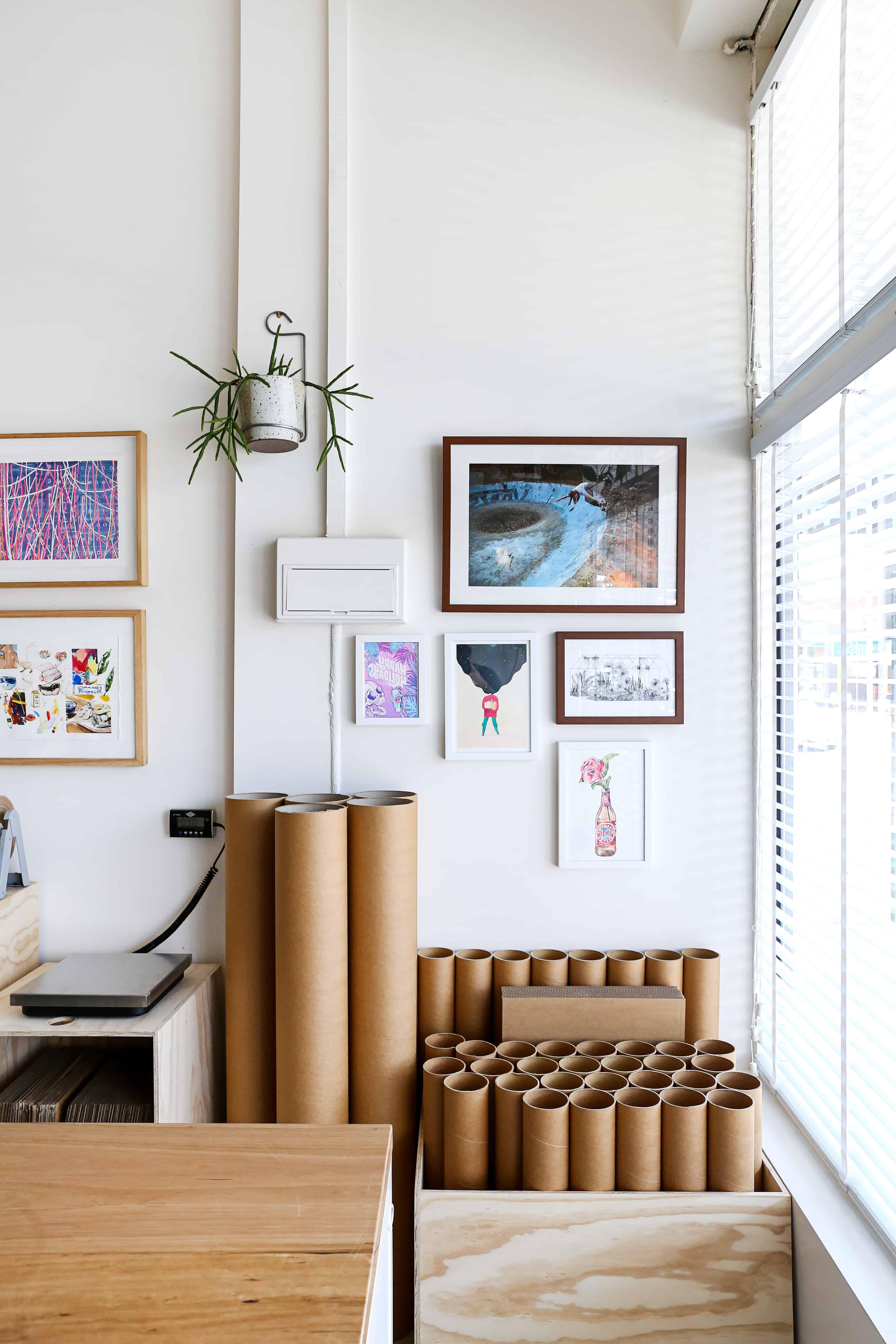 Studio space image