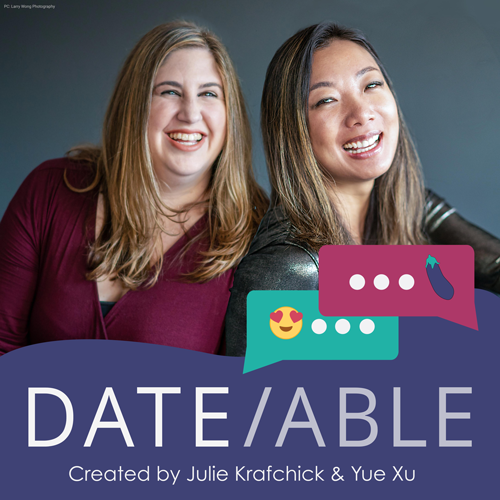 Dateable podcast cover art