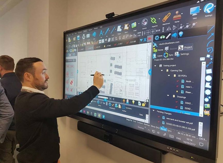 Interactive Touch Displays & Software