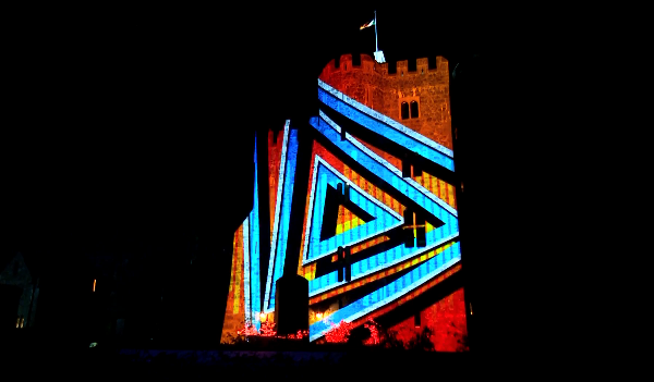 Projection Mapping – At its best!