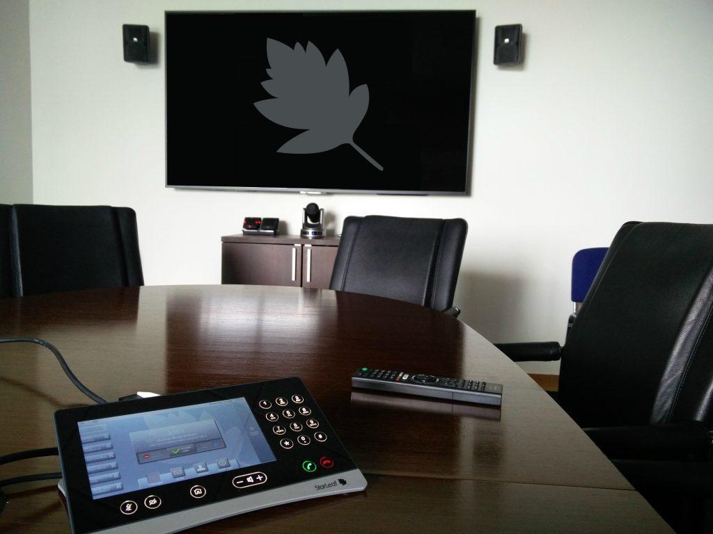 Aviva Stadium StarLeaf Video Conferencing