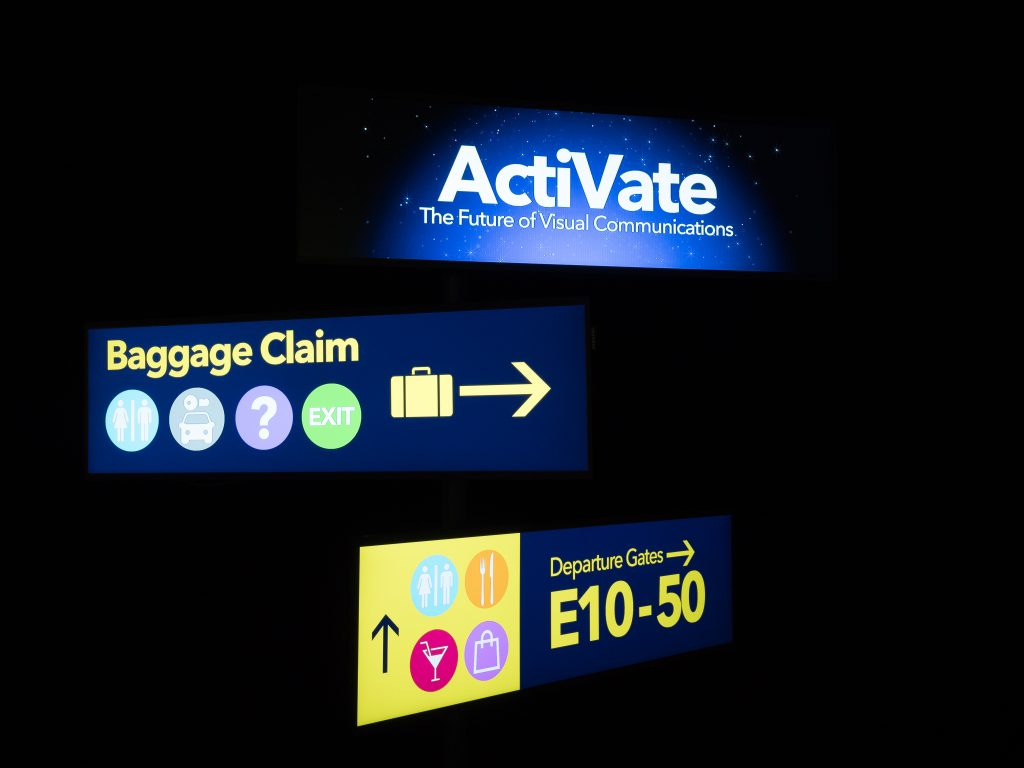 Activate Digital Signage