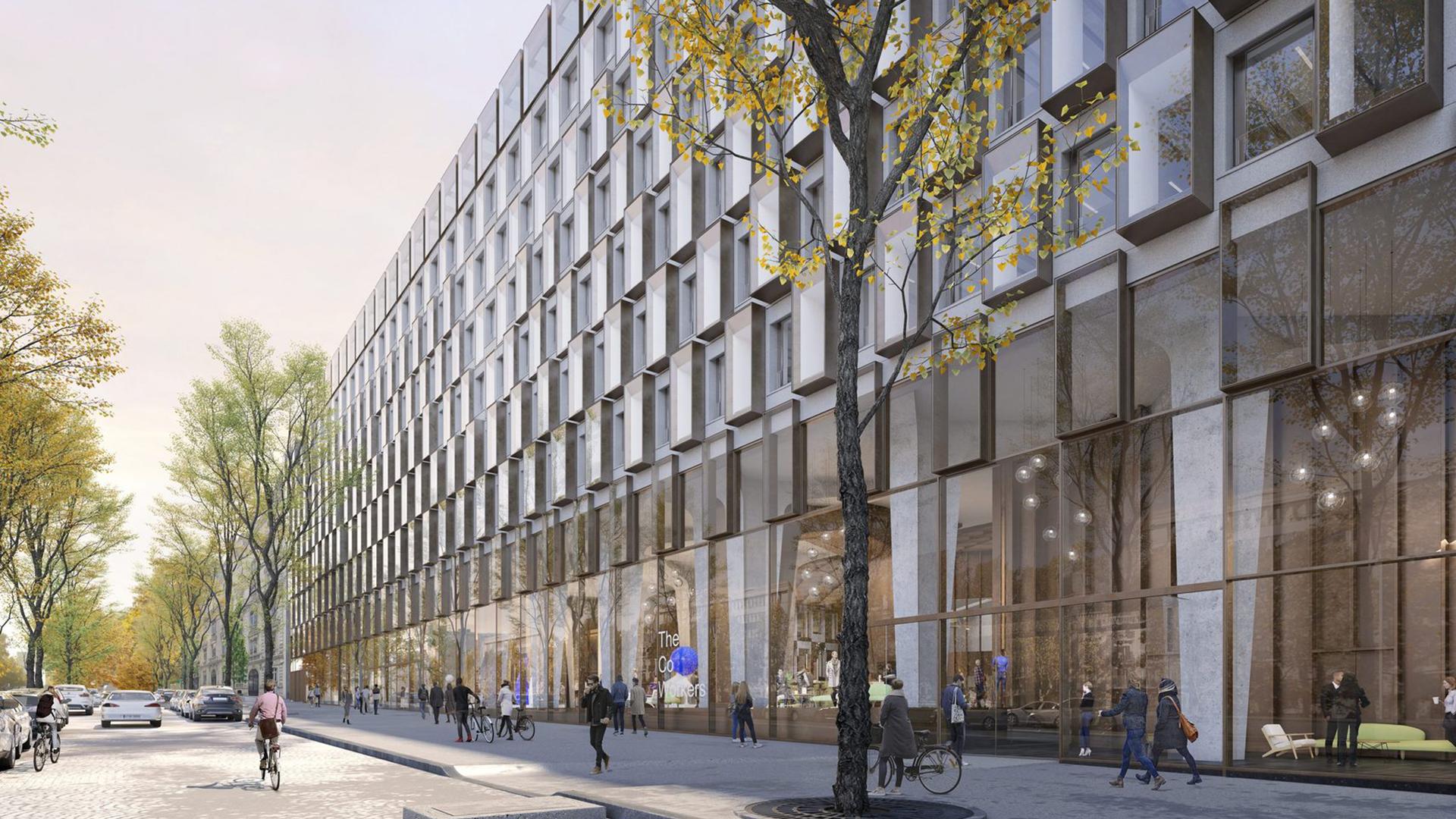 Nouvelle commande majeure pour Vigians qui équipera le bâtiment L1VE pour près d'1,5 million d'euros.