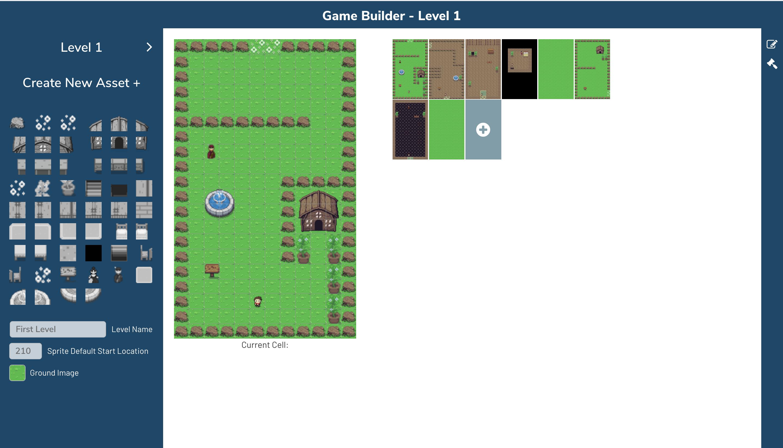 The Legend of Zeldinia game builder