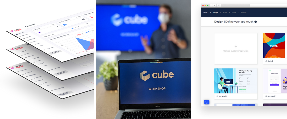 Cube agency activity