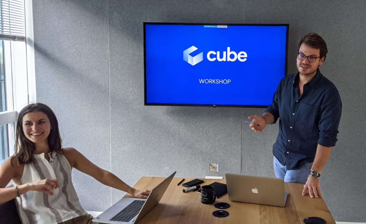 workshop Cube