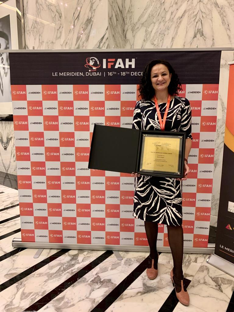 ECHAlliance Recognition