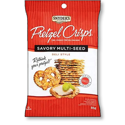 Snyder's Crisps multi-graines (85g)
