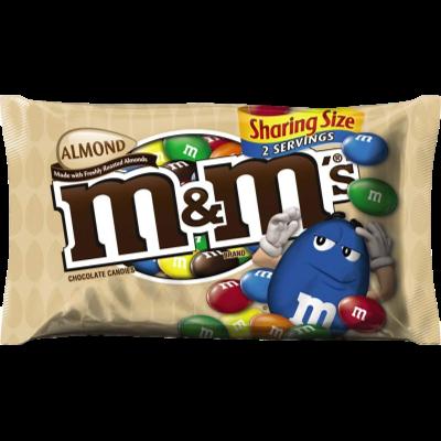 M&M's aux amandes format familial (80g)
