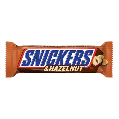 Snickers noisette (50g)