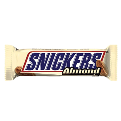 Snickers amande (50g)