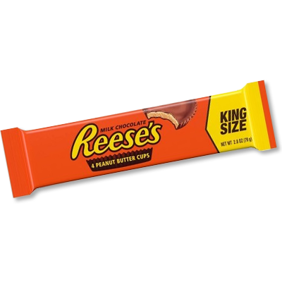 """Reese's  """"Peanut Butter Cups"""" x 4 (51g)"""