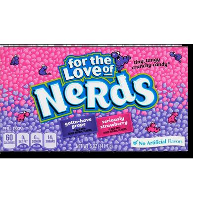 "Nerds ""Grape & Strawberry"" XL (142g)"