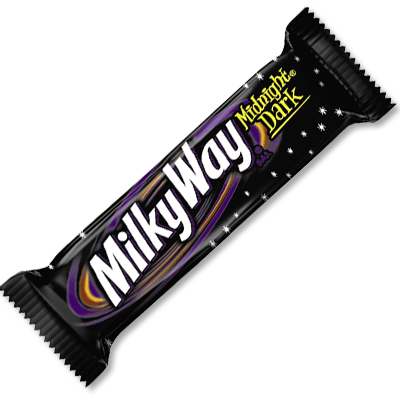 "MilkyWay ""Midnight"" (50g)"